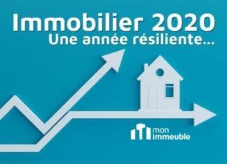 Immobilier 2020 : une année résiliente selon les Notaires de France