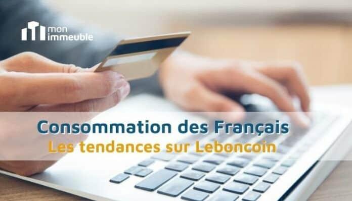 Consommation des Français : les tendances sur Leboncoin