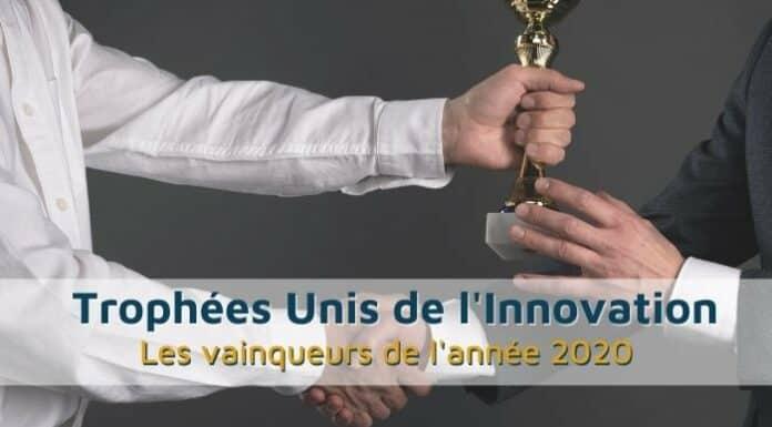Trophées Unis de l'Innovation : découvrez les vainqueurs 2020