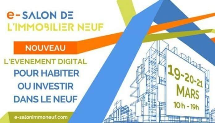 Immobilier neuf : PAP événements crée une version digitale de son salon