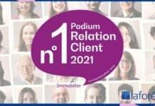 Agences immobilières Laforêt : Numéro 1 de la Relation Client