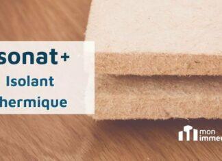 Isonat+ : premier isolant végétal en fibres de bois certifié CSTB