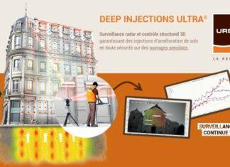 Amélioration de sols et stabilisation d'immeubles en toute sécurité