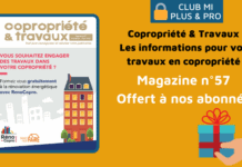 Magazine Copropriété & Travaux n°57
