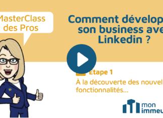 Masterclass des Pros - LinkedIn, à la découverte des fonctionnalités