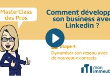 Masterclass des Pros - Dynamiser son réseau LinkedIn