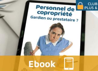 Ebook Monimmeuble Personnel de copropriété