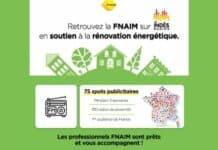 FNAIM : une campagne radio pour la rénovation énergétique des bâtiments