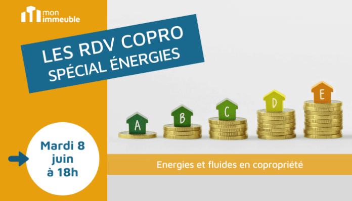 RDV COPRO - spécial énergies et fluides en copropriété