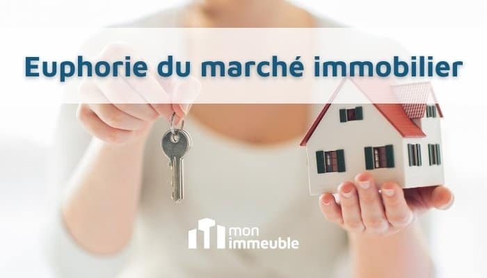 Marché immobilier : des transactions à la chaîne !
