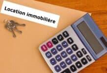 Location immobilière : variation des loyers en France sur un an