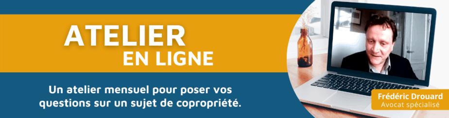 Bannière Ateliers juridiques 2021 - 2022
