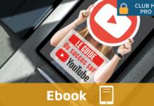 Ebook Monimmeuble - Le guide du succès sur YouTube