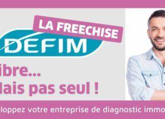 Freechise DEFIM : devenir diagnostiqueur immobilier indépendant
