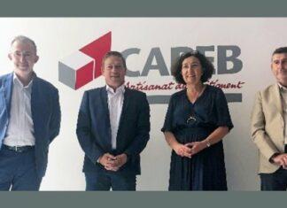 Gaz et efficacité énergétique : la CAPEB et GRDF signent un partenariat