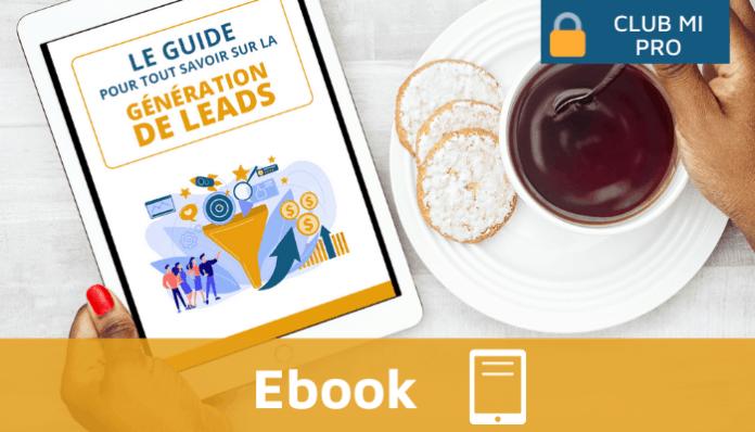 Ebook Monimmeuble - Tout savoir sur la génération de leads