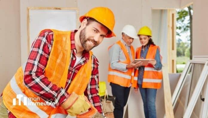 Artisanat du bâtiment : surprenant retour d'activité d'avant-crise sanitaire