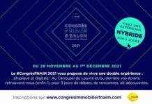 Congrès FNAIM 2021 : rencontre des professionnels de l'immobilier