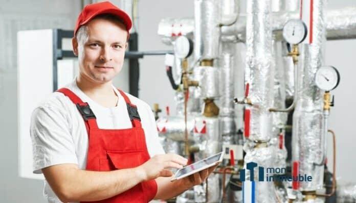 maintenir les équipements - contrat d'entretien