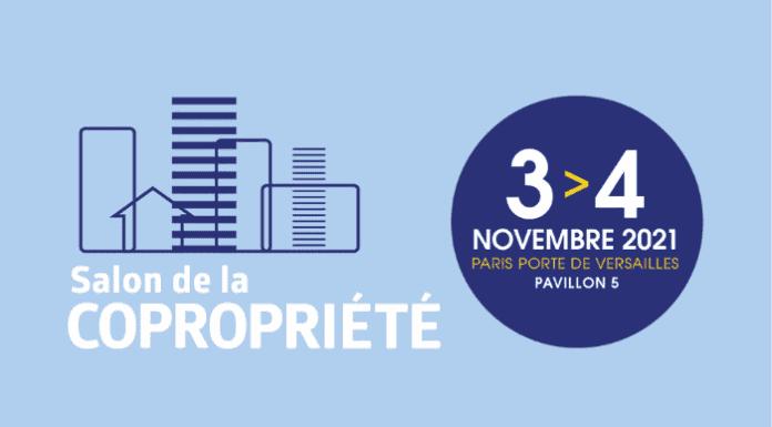 Salon de la Copropriété 2021 : rendez-vous les 3 & 4 novembre à Paris