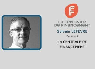 Sylvain Lefèvre, président de la Centrale de Financement