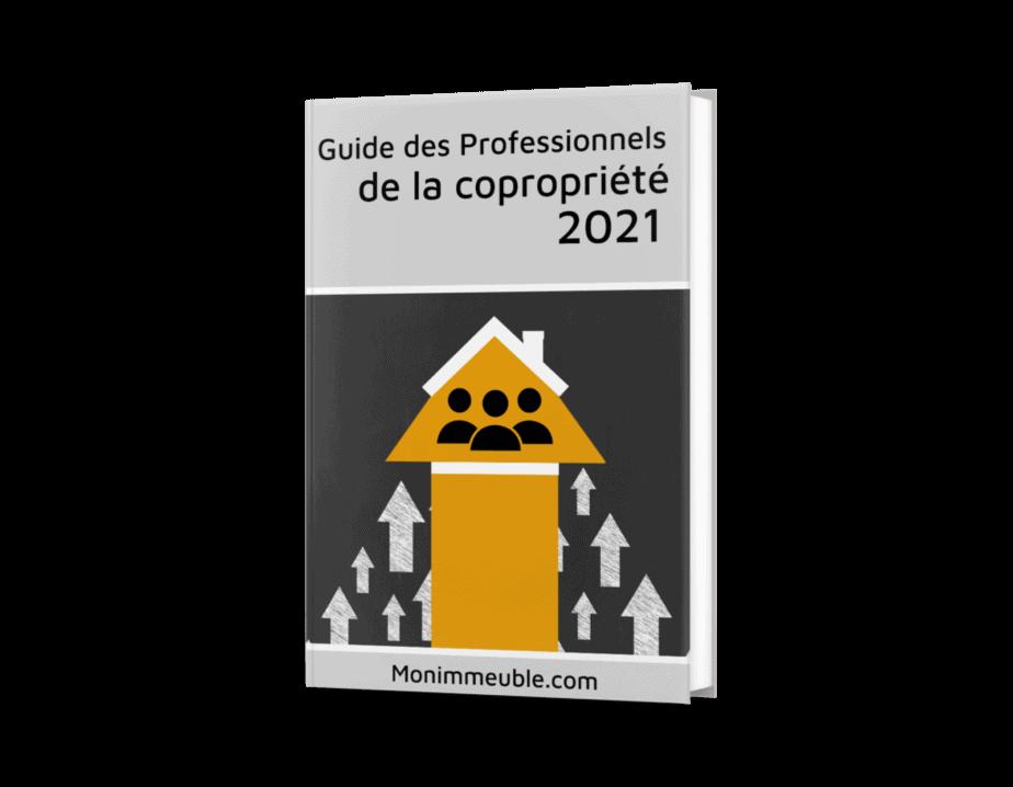Guide des professionnels de la copropriété 2021